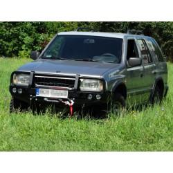 Přední pevnostní nárazník Opel Frontera A