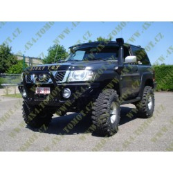 NISSAN Patrol GR Y61 3.0 TDI 2005