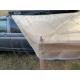 Expediční markýza Fox - 2,5m písková, řidičova strana