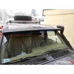Laminátová sluneční clona - Jeep XJ