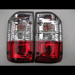 ZADNÍ SDRUŽENÉ LAMPY ČIŘÉ - NISSAN PATROL GR Y60