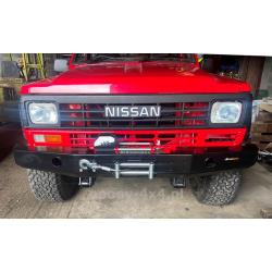 PŘEDNÍ PEVNOSTNÍ NÁRAZNÍK - Nissan Patrol K160, K260