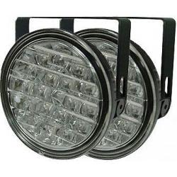 Světla pro denní svícení DRL19R 18xLED 12/24V