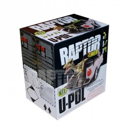 Raptor černá ochranná barva 4 L