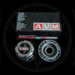 AVM 401 Jeep (Willys) / Mahindra volnoběžky