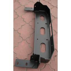 Přední pevnostní plotna pro naviják Nissan Navara D40 (05-)