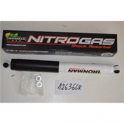 12636GR zadní tlumič plynokapalinový
