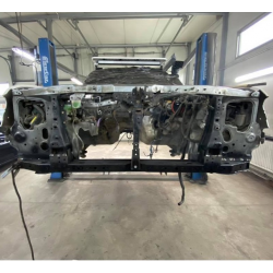Rozšiřovací plastové lemy blatníků Kut Snake pro Toyota Hilux 106, 83-97 s dvojitou kabinou