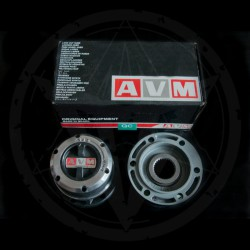 AVM 422 Isuzu KB 40/1800 4x4, 4x4 Pick-up (od roku 1985) volnoběžky